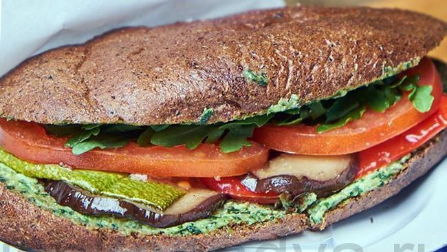 Американский бутерброд или просто сэндвич